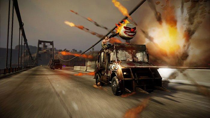 بازی Twisted Metal برای PS3