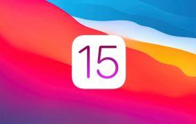 سیستمعامل iOS 15