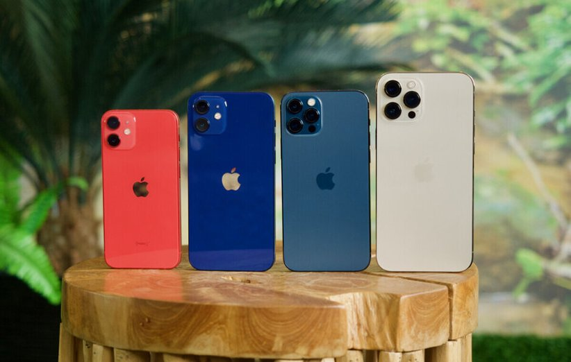 گوشیهای سری اپل آیفون 12