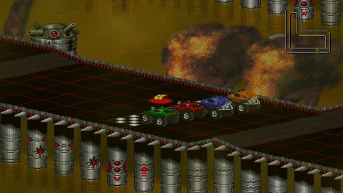 بازی Rock N Roll Racing