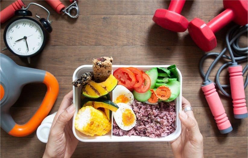 تغذیهی قبل از ورزش