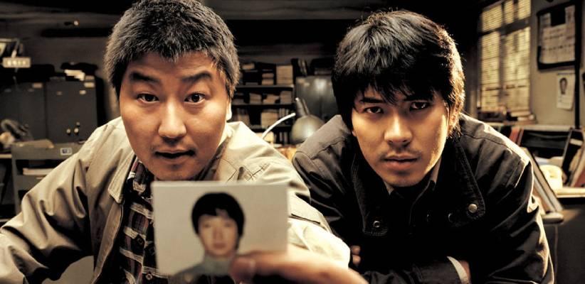 فیلم غیر انگلیسی زبان خاطرات قتل
