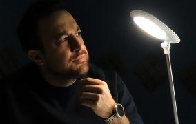 چراغ مطالعهی سیلور لایت
