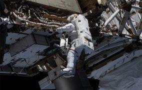 راهپیمایی فضایی ایستگاه فضایی بین المللی