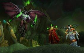 بازی World Of Warcraft: Burning Crusade Classic
