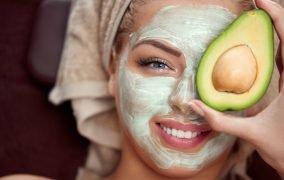 ماسک صورت برای درمان جای جوش