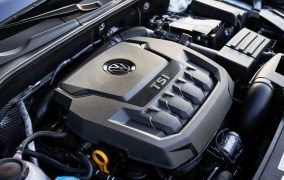 موتور احتراق داخلی TSI پاسات