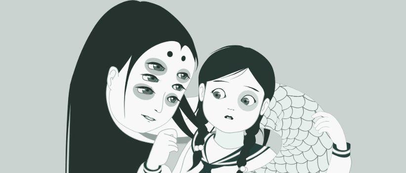 انیمیشن ترس(ها) از تاریکی