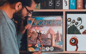 بازی فکری Seven Wonders