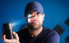 ویدیو پروژکتور قابل حمل انکر