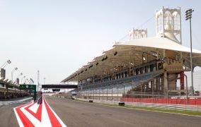 مایی از پیست بینالمللی رقابتهای فرمول یک صخیر بحرین
