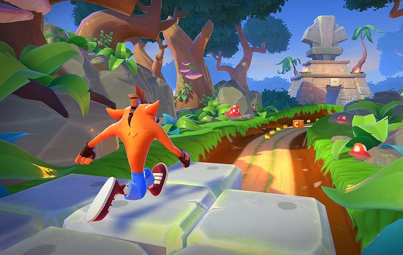 بازی Crash موبایل