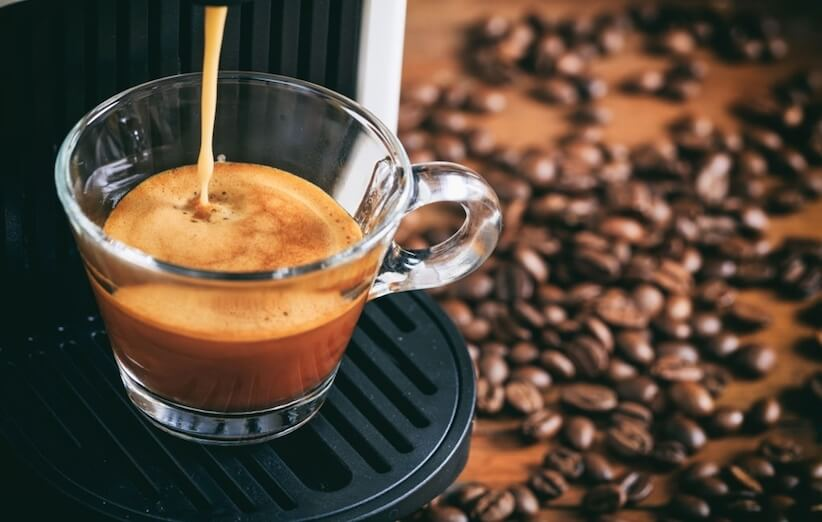 روش آسیاب قهوه - اسپرسو