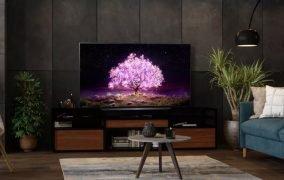 تلویزیون LCD الجی با فناوری Mini LED