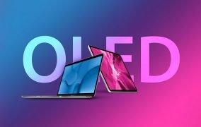 آیپد پرو و مکبوک با نمایشگر OLED