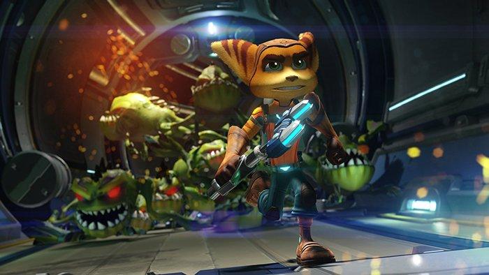 بازی Ratchet and Clank 2016