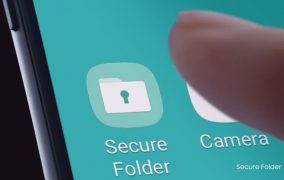 مخفی کردن فایلهای شخصی در گوشی سامسونگ