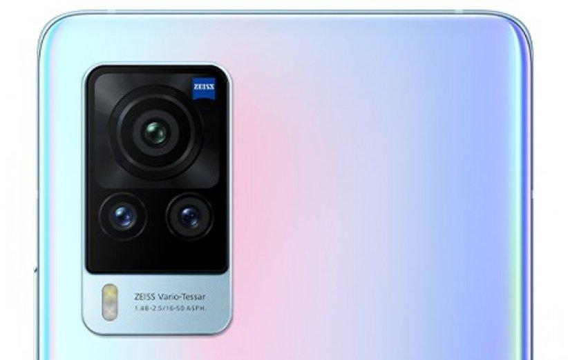 دوربین گوشی ویوو X60 پرو