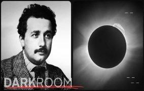 انیشتین و نظریهی خورشیدگرفتگی