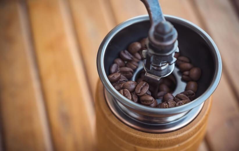 روش آسیاب قهوه - آسیاب دندانهای