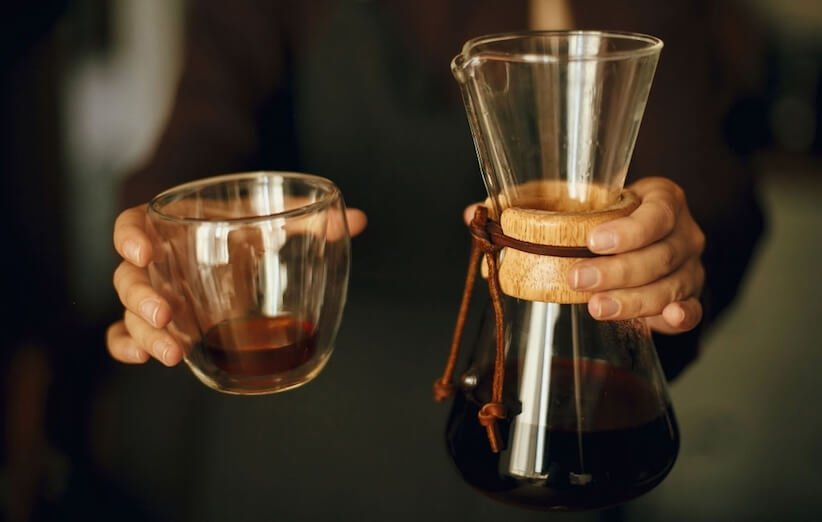 روش آسیاب قهوه - کمکس