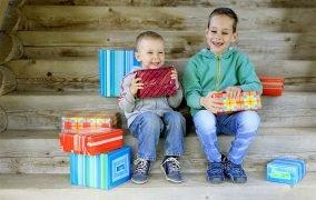 خرید کادو تولد برای دختر بچه و پسر بچه