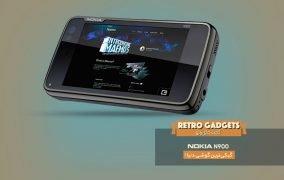 نوکیا N900