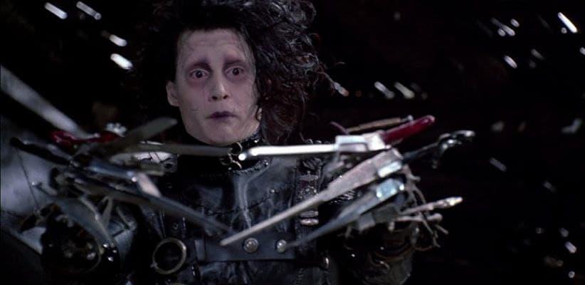 ادوارد دست قیچی