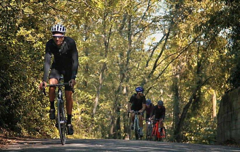 تقویت پاها از فواید دوچرخهسواری