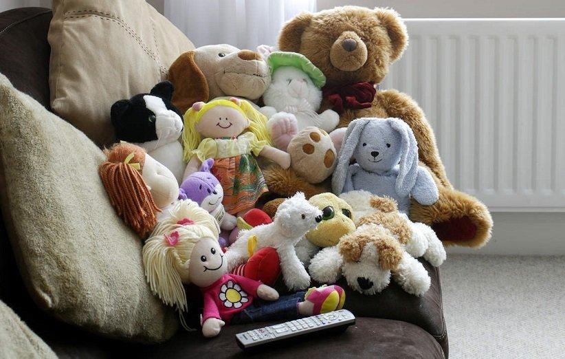 دوری از وسایل معطر و عروسکها