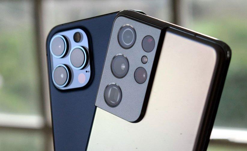 برجستگی دوربین