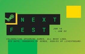 رویداد استیم نکست فست Steam Next Fest