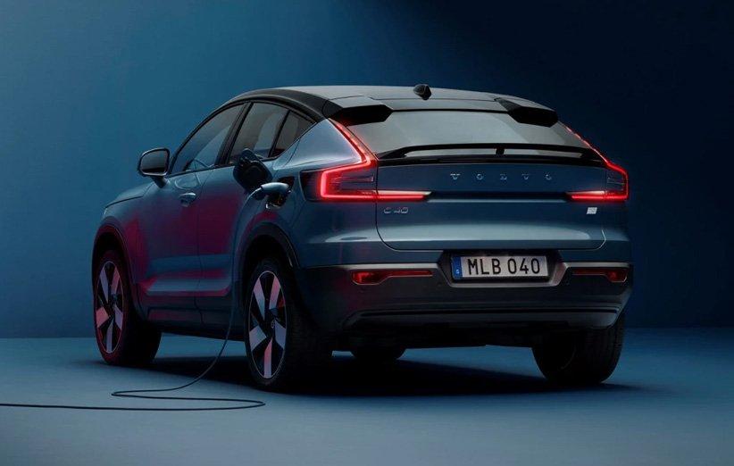 خودروی شاسیبلند تمام الکتریکی ولوو C40 Recharge