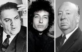 باب دیلن و هیچکاک و فلینی