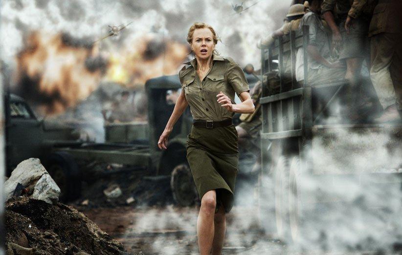 نیکل کیدمن در فیلم استرالیا
