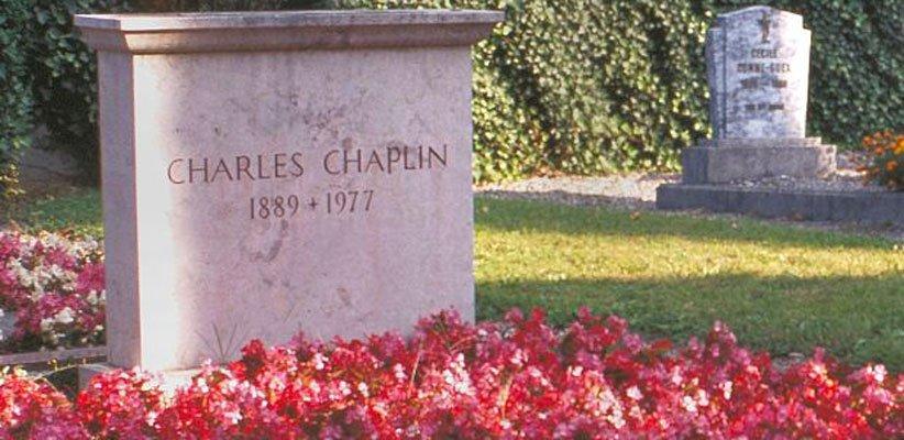 مقبره ی چارلی