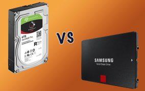 مقایسه HDD و SSD