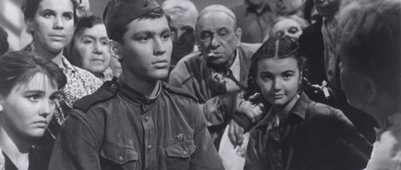 فیلم نغمه یک سرباز