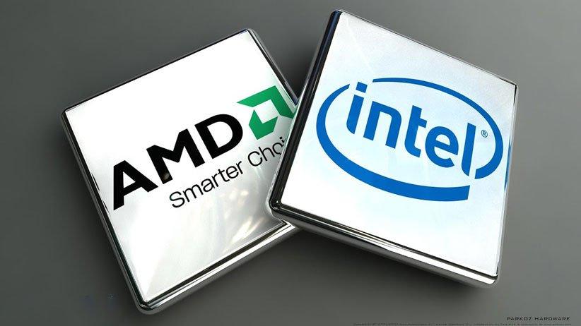 اینتل AMD