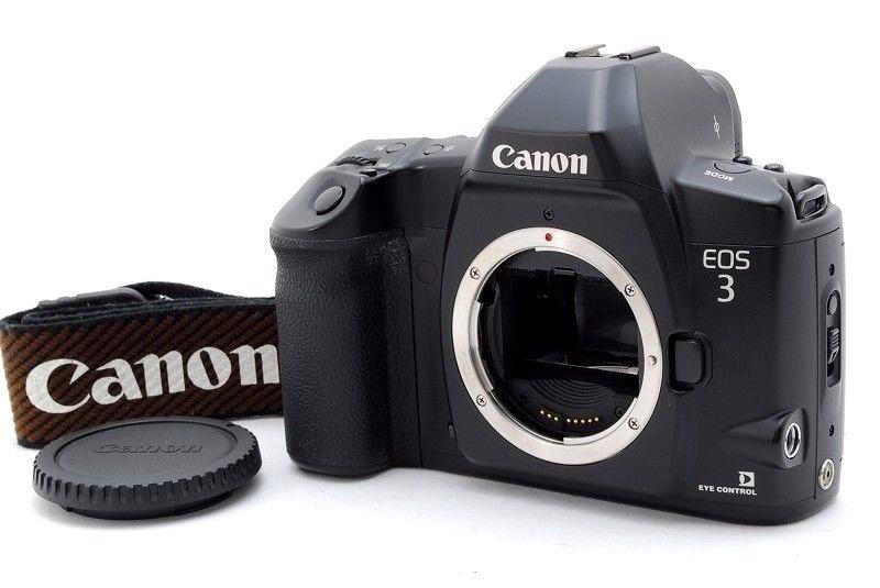 دوربین کانن EOS 3