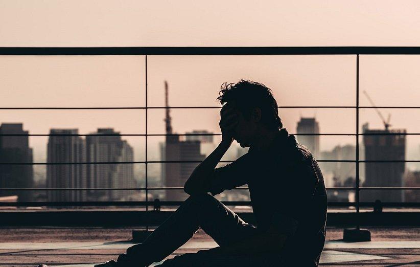 افسردگی از علائم استرس