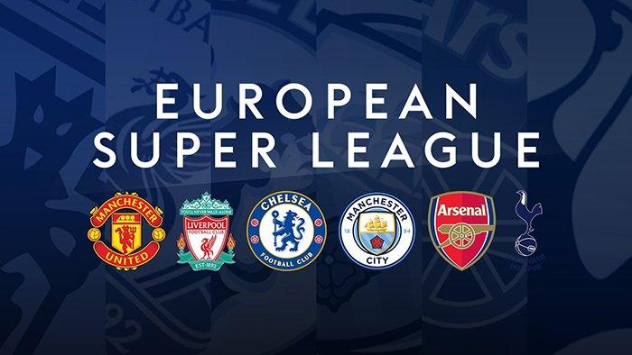تیم های سوپر لیگ اروپا