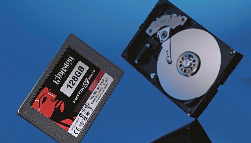 هارددیسک و SSD