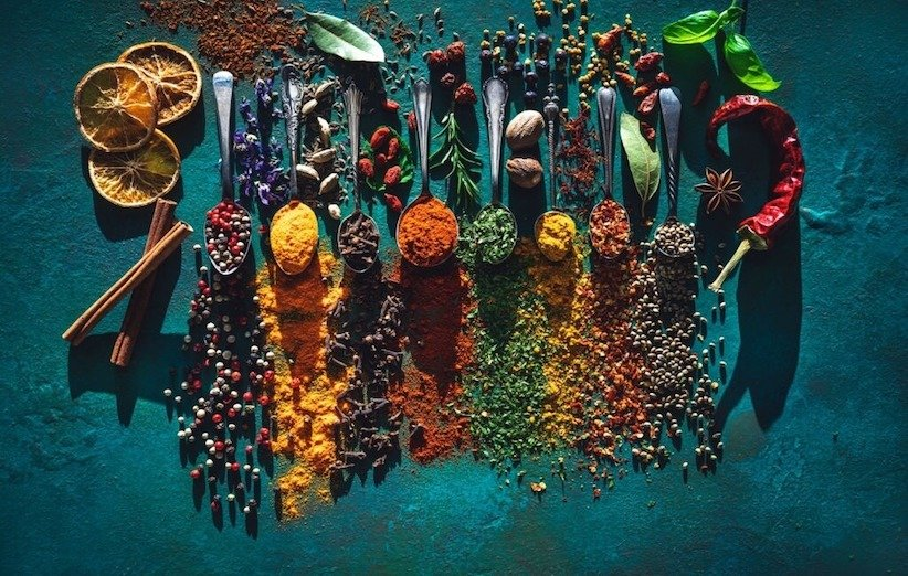 با خواص سلامتی 13 ادویه و گیاه خوشطعم آشنا شوید
