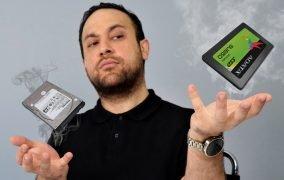 تعویض هارد دیسک با SSD