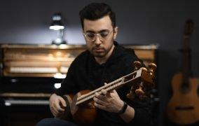 تار ایرانساز مدل 2 مهر