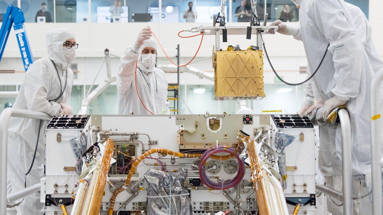 دانشمندان ناسا مشغول کار بر روی ماکسی