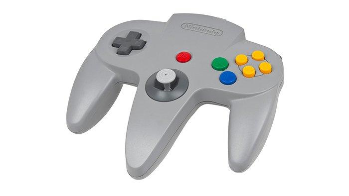 دستهی Nintendo 64