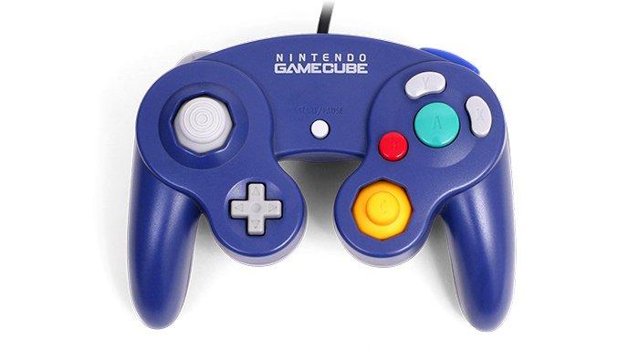 دستهی Nintendo Gamecube