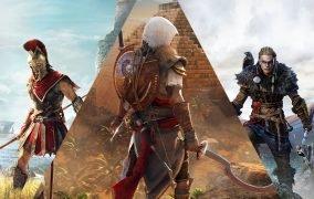 بازی اساسینز کرید اوریجینز (Assassin's Creed Origins)